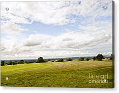 Hill Of Tara Acrylic Print