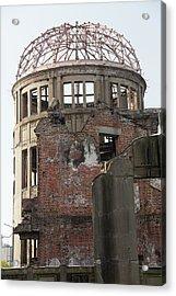 Hiroshima Peace Memorial Acrylic Print