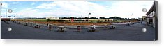 Hollywood Casino At Charles Town Races - 12121 Acrylic Print by DC Photographer