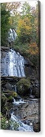 Horse Trough Falls Acrylic Print by Gregory Scott