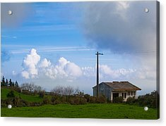 House At End Of The World Acrylic Print