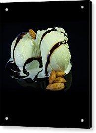 Ice Cream Cup Acrylic Print
