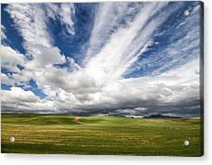 Idaho Sky Acrylic Print