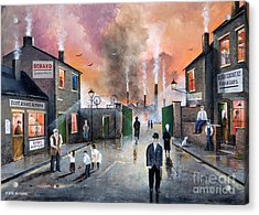 Images Of The Black Country Acrylic Print