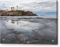 In The Beginning Acrylic Print by Jon Glaser