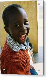 Acrylic Print featuring the photograph Indomitable Happiness by Carlee Ojeda