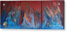 Inferno Series Acrylic Print