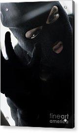 Intruders Intent Acrylic Print by Jorgo Photography - Wall Art Gallery