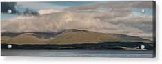 Acrylic Print featuring the photograph Isle Of Mull by Sergey Simanovsky