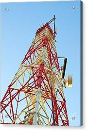 It Tower Acrylic Print