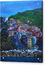 Italia Acrylic Print