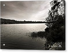 Jacob Buck Pond Acrylic Print