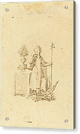 Jacques Callot French, 1592 - 1635, The Young Jesus Acrylic Print
