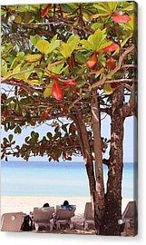 Jamaican Day Acrylic Print