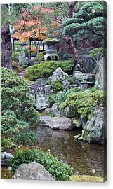 Japan, Kyoto, Kyoto Imperial Palace Acrylic Print by Rob Tilley