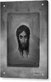 Jesus Christus Acrylic Print