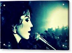 Joan Jett Acrylic Print