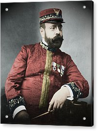 John Philip Sousa (1854-1932) Acrylic Print by Granger