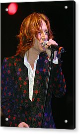 John Waite Acrylic Print by Don Olea