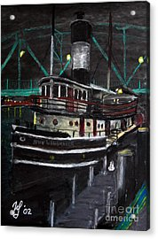 John Wannamaker Acrylic Print