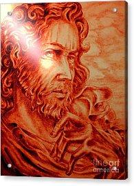 Judas Iscariot Acrylic Print