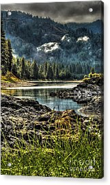 Kettle River Acrylic Print