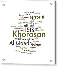 Khorasan Acrylic Print by Henrik Lehnerer