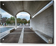 Kimbell Art Museum Fort Worth Acrylic Print