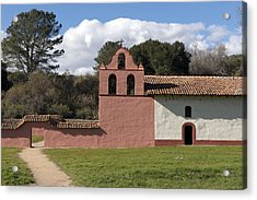 La Purisima Mission In Lompoc Acrylic Print