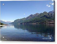 Lake Como - Italy Acrylic Print