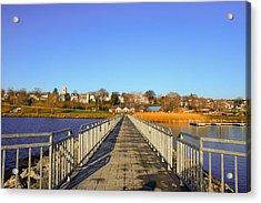 Lake Seneca Acrylic Print