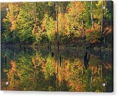 Lake Wedowee Alabama Acrylic Print