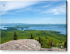 Lake Winnipesaukee Acrylic Print