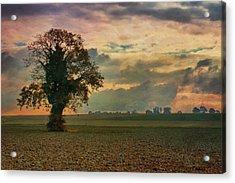 L'arbre Acrylic Print