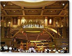 Las Vegas - Caesars Palace - 12128 Acrylic Print