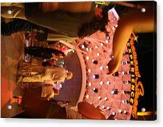 Las Vegas - Fremont Street Experience - 121217 Acrylic Print by DC Photographer