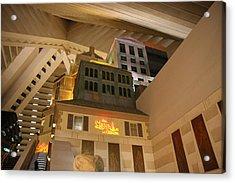 Las Vegas - Luxor Casino - 12123 Acrylic Print