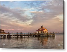 Late Afternoon Acrylic Print by Gregg Southard