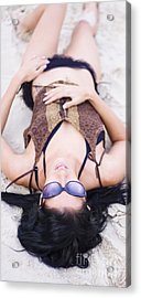 Lazy Day In The Sun Acrylic Print by Jorgo Photography - Wall Art Gallery