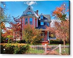 Leesburg House I Acrylic Print by Steven Ainsworth