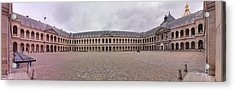 Les Invalides - Paris France - 011310 Acrylic Print by DC Photographer