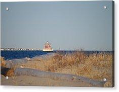 Lighthouse  Acrylic Print by Jessica Cruz