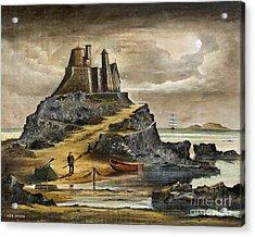 Lindisfarne 2 Acrylic Print