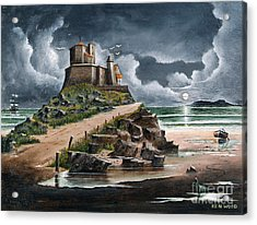 Lindisfarne Acrylic Print