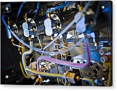 Liquid Chromatography Machine Acrylic Print by Science Photo Library