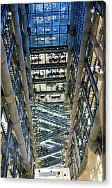 Lloyds Of London Interior Acrylic Print
