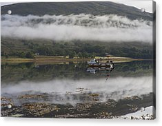 Loch Eil Reflections Acrylic Print