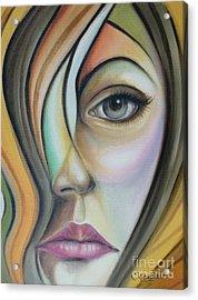Lost 150808 Acrylic Print by Selena Boron