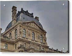 Louvre - Paris France - 01138 Acrylic Print