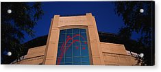Low Angle View Of A Building, U.s Acrylic Print by Panoramic Images